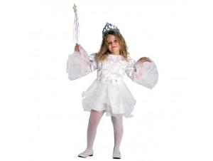 Χριστουγεννιάτικη παιδική στολή Χιονούλα