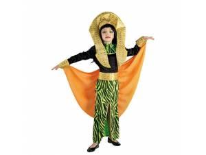Αποκριάτικη παιδική στολή Βασίλισσα του Νείλου