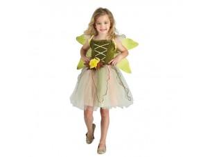 Αποκριάτικη παιδική στολή Νεράιδα του Δάσους