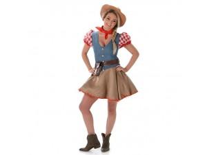 Αποκριάτικη στολή Rodeo Girl