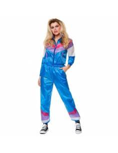Αποκριάτικη στολή Blue Shell Suit