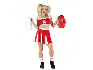 Αποκριάτικη στολή Red Cheer