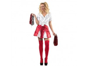 Αποκριάτικη στολή Μαζορέτα κόκκινη