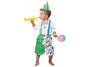 Αποκριάτικη στολή μωρό Κλόουν