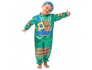 Αποκριάτικη στολή μωρό Χελωνάκι