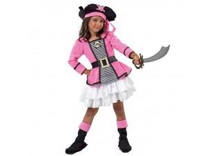 Αποκριάτικη παιδική στολή Μικρή Κουρσάρισσα