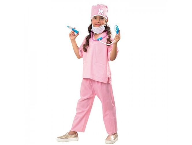 Αποκριάτικη παιδική στολή Γιατρός