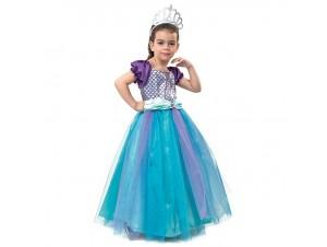 Αποκριάτικη παιδική στολή Πριγκίπισσα Γοργόνα