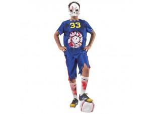Αποκριάτικη παιδική στολή Ποδοσφαιριστής Τρόμου