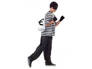 Αποκριάτικη παιδική στολή Κλέφτης