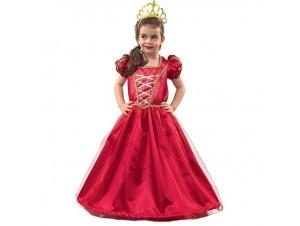 Αποκριάτικη παιδική στολή Βασίλισσα