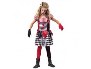Αποκριάτικη παιδική στολή Αρλεκίνος Τρόμου