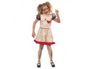 Αποκριάτικη παιδική στολή Voodoo
