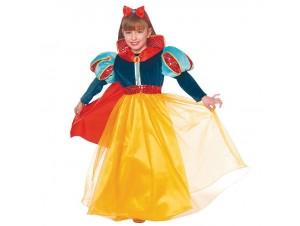 Αποκριάτικη παιδική στολή Πριγκίπισσα του Δάσους