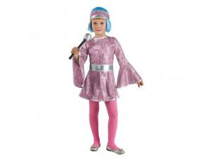 Αποκριάτικη παιδική στολή Κορίτσι της Ντίσκο