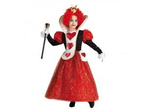Αποκριάτικη παιδική στολή Queen Of Hearts