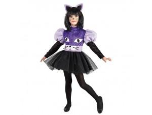 Αποκριάτικη παιδική στολή Sweet Kitty