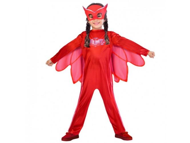 Αποκριάτικη παιδική στολή Owlette Good