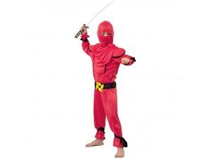 Αποκριάτικη παιδική στολή Νίντζα μαχητής