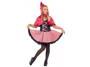 Αποκριάτικη παιδική στολή Κοκκινοσκουφίτσα