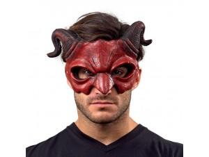 Αποκριάτικη μάσκα διάβολος