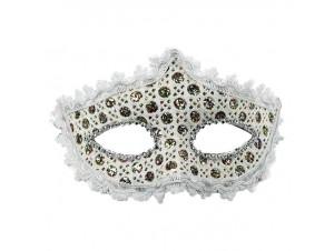 Αποκριάτικη μάσκα νε δαντέλα