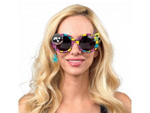 Αποκριάτικα γυαλιά ντίσκο
