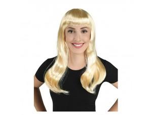 Αποκριάτικη περούκα Λόλα αφέλεια ξανθιά