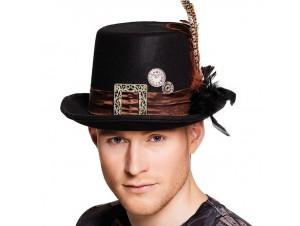 Αποκριάτικο Καπέλο Steampunk