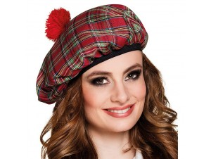 Αποκριάτικο Καπέλο Σκωτσέζου