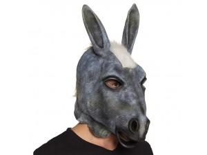 Αποκριάτικη Μάσκα Latex Γάϊδαρος