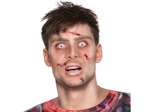 Αποκριάτικοι Τρίμηνη Φακοί Επαφής Zombie