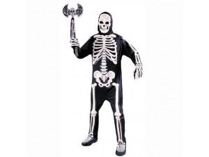 Αποκριάτικη παιδική στολή σκελετός