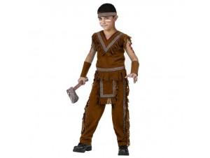 Αποκριάτικη παιδική στολή ινδιάνος