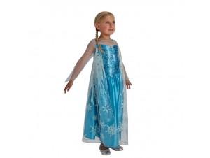 Αποκριάτικη παιδική στολή Elsa