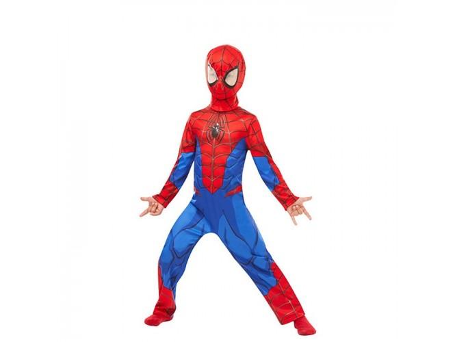 Αποκριάτικη παιδική στολή Spiderman Κλασικός