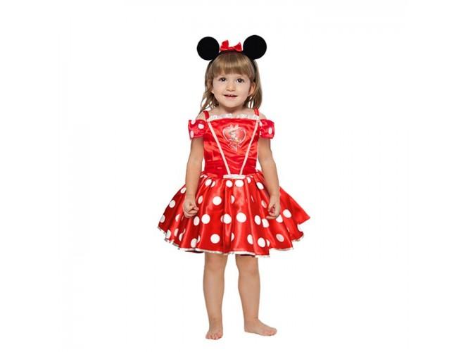 Αποκριάτικη παιδική στολή Minnie Μπαλαρίνα για κορίτσια 4befc7d5ba9