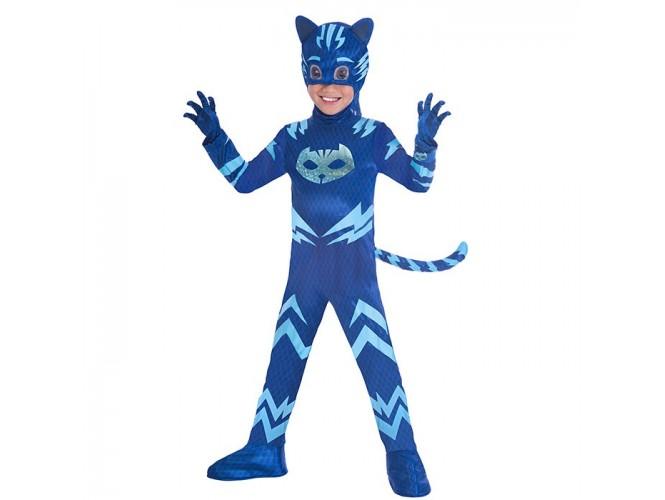 Αποκριάτικη παιδική στολή Catboy Best PJ Masks