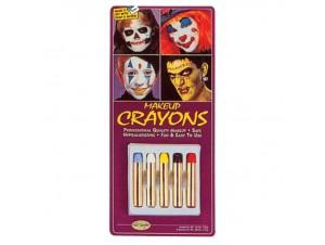 Αποκριάτικα μολύβια για μακιγιάζ