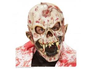 Αποκριάτικη μάσκα ζόμπι με αίματα