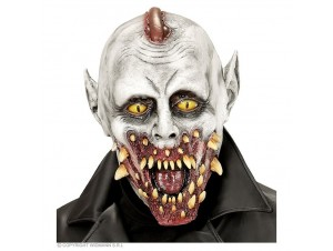 Αποκριάτικη μάσκα ζόμπι με δόντια
