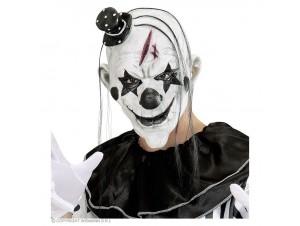 Αποκριάτικη μάσκα τρόμου κλόουν