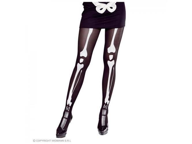 Αποκριάτικο καλσόν σκελετός- αποκριάτικα 66350d1e3af
