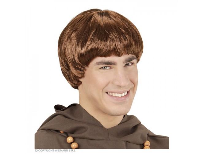 Αποκριάτικη περούκα καλόγερος
