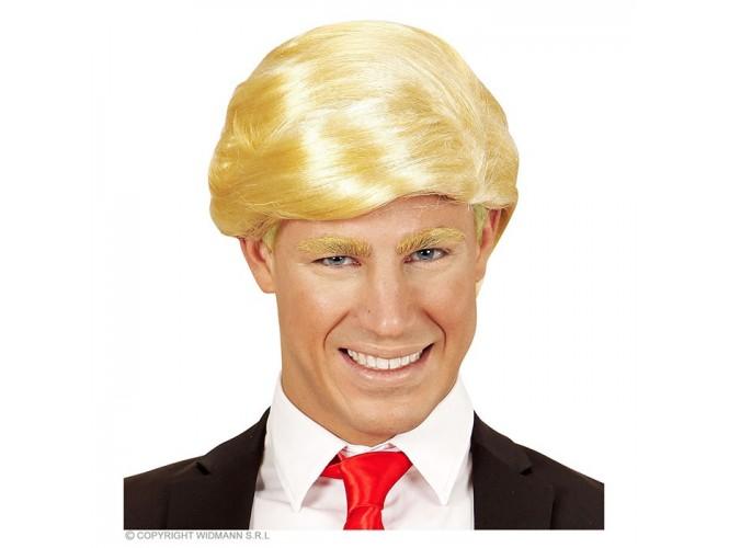 Αποκριάτικη περούκα ξανθιά κοντή