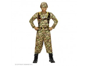 Αποκριάτικη στολή στρατιώτη