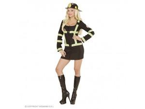 Αποκριάτικη στολή γυναικεία πυροσβέστης