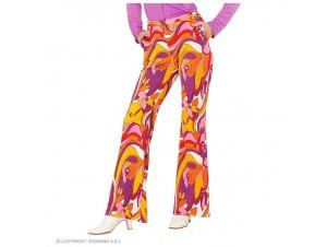 Αποκριάτικο γυναικείο παντελόνι ντίσκο
