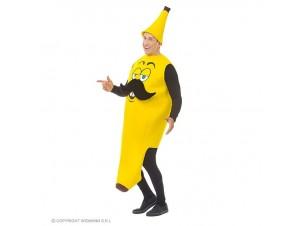 Αποκριάτικη αντρική στολή Μπανάνα