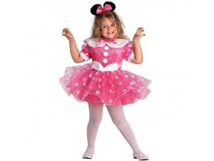 Αποκριάτικη στολή Ποντικούλα Ροζ